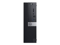 Dell OptiPlex 7060 - SFF - Core i7 8700 3.2 GHz - 8 Go - 256 Go JH38R