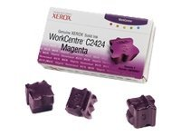 Xerox Genuine Xerox - 3 - magenta - encres solides - pour WorkCentre C2424 108R00661
