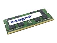 Integral - DDR4 - 4 Go - SO DIMM 260 broches - 2400 MHz / PC4-19200 - CL17 - 1.2 V - mémoire sans tampon - non ECC IN4V4GNDJRX